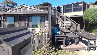 США 5295: Дом дедушки Дугласа и что в нем творится - Half Moon Bay, California