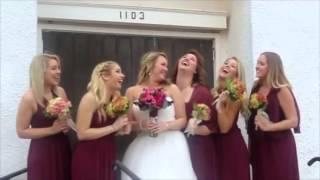 Paul and Sydnee Hale Wedding Video   Crowell, Texas