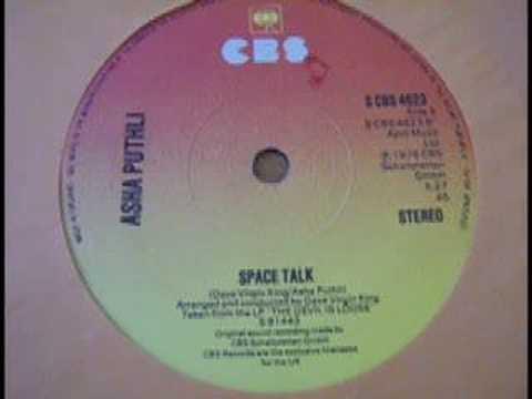 Asha Puthli - Space talk