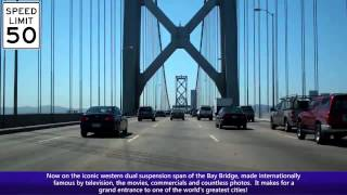 Special Presentation:  San Francisco-oakland Bay Bridge (i-80 West)