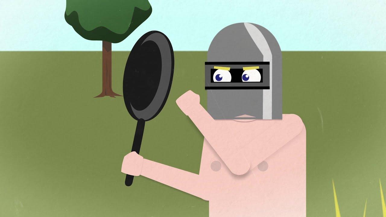 The Pan Man - YouTube