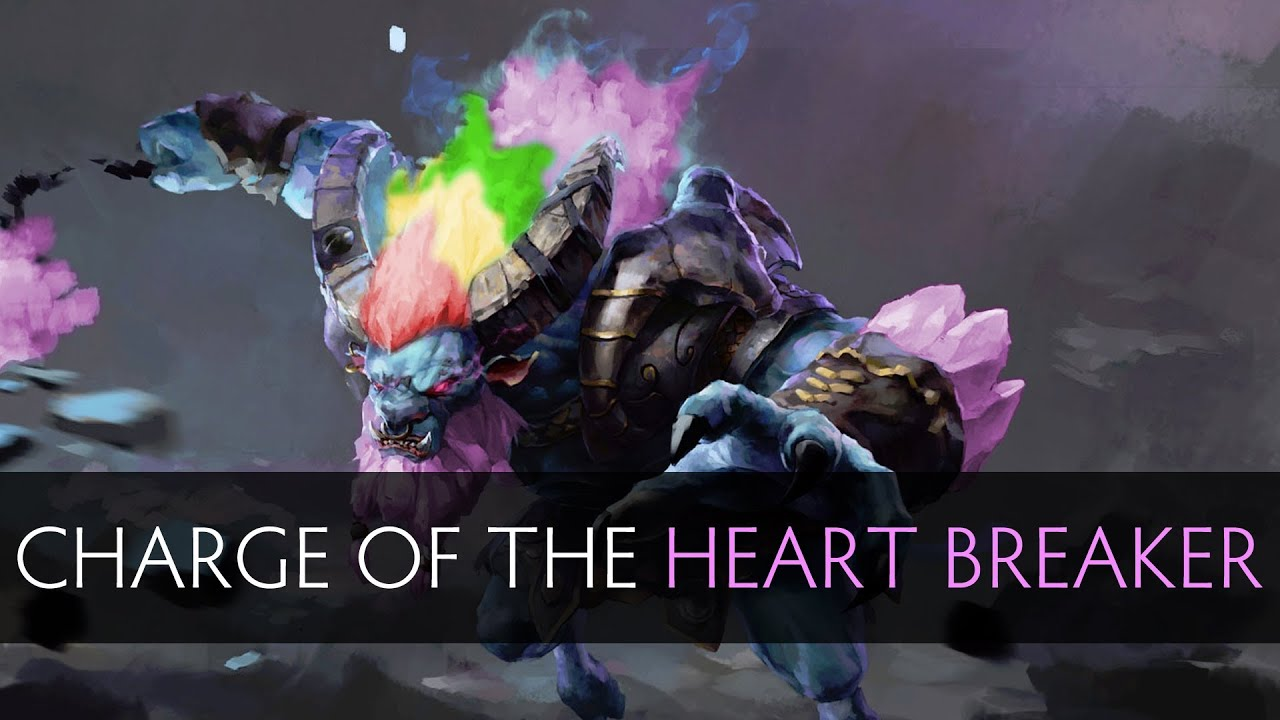 Dota 2 Charge of the Heart Bre...
