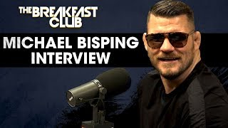 UFC's Michael Bisping On Dominating GSP, Boxing vs. MMA & More