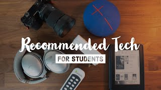 Recommended Tech for Students (2019)