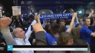 ليستر سيتي يفوز بلقب الدوري الإنكليزي الممتاز لأول مرة في تاريخه