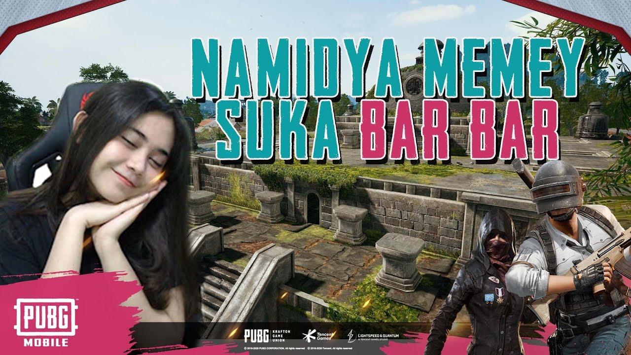 Moment Lucu Mabarnya Namidya Memey | PUBG Mobile Indonesia