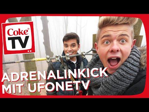 Klettern am Limit mit UFONETV und Samet | #CokeTVMoment
