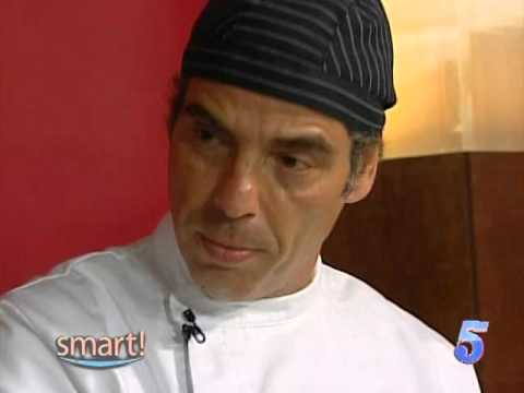 Chef Santiago Segura of Barcelona