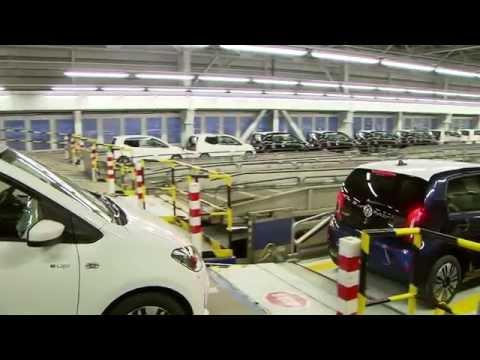 VW up! Production in Slovakia   AutoMotoTV