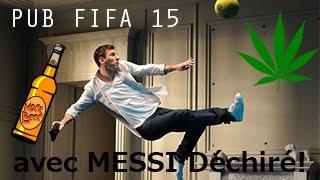 FIFA 15 - Pub Officielle [Parody]