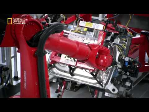 Documentales| Megafactorias  Tesla Model S HD 720p