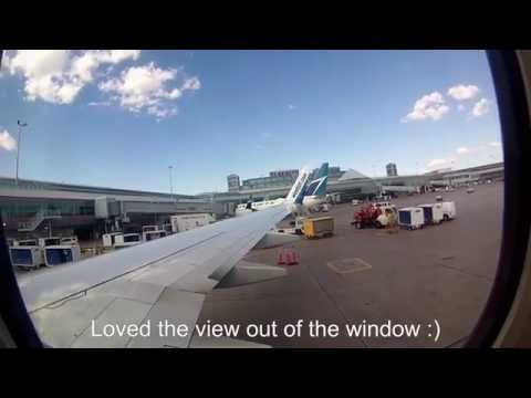 ***Full Flight*** Toronto (YYZ) - Calgary (YYC) ---Trip Report---