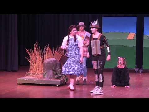 Impact Christian Children's Theatre - Wizard of Oz Trailer