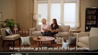 budget blinds of waco channel 25 kxxv expert connection ad spot