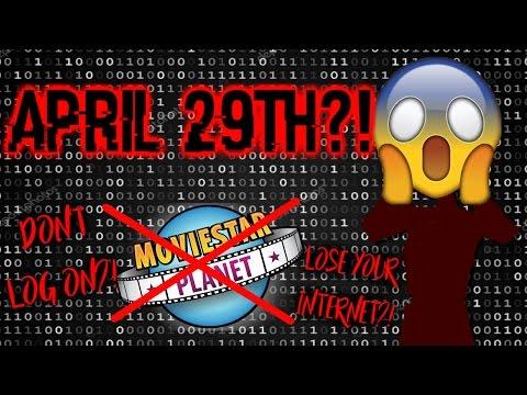 MSP 29th April Warning!