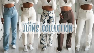 MY FAVORITE JEANS PART 2 *jeans collection*