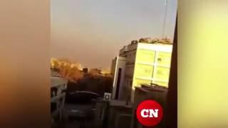 В Иране военные расстреляли НЛО