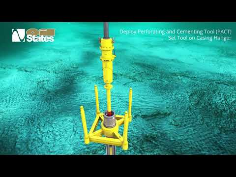 Oil States Subsea Well Abandonment