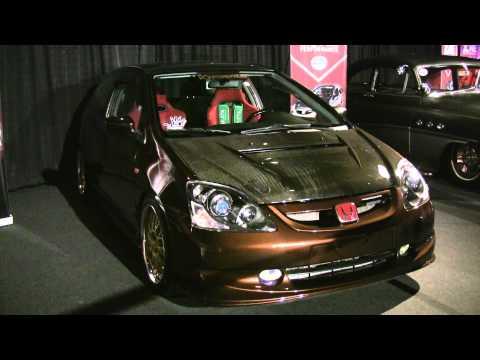 2002 Honda Civic SIR Exterior at 2012 Montreal Auto Show