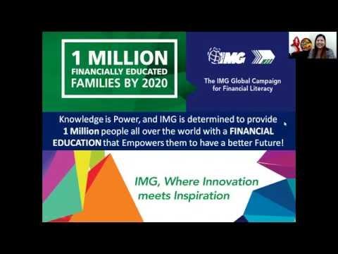 IMG Membership Orientation by Shirley San Miguel