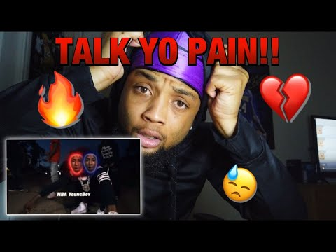 NBA Young Boy - ALL IN [REACTION]
