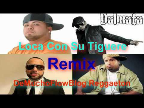 Loca Con Su Tiguere (Remix) – El Cata Ft. Ñejo & Dalmata Y Julio Voltio (Original) ★MERENGUE★