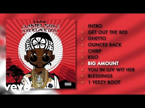 2 Chainz ft. Drake - Big Amount (Official Audio)