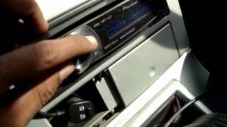 Music System in Tata Safari surround  Sound INDIA  .wmv