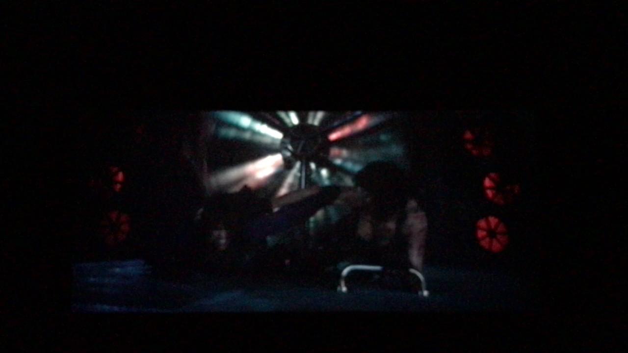 Resident Evil The Final Chapter Abigail Featurette: Resident Evil The Final Chapter: Turbine Sequence Scene