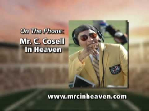 JOCK SOUP - Howard Cosell Calls In From Heaven