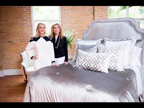 Lili Alessandra 2017 Collection Debut | Luxury Bedding | The Society Diaries TV