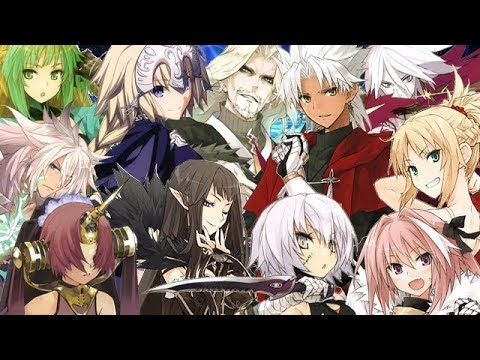 Fate/Grand Order x Fate/Apocrypha Special Campaign Event!