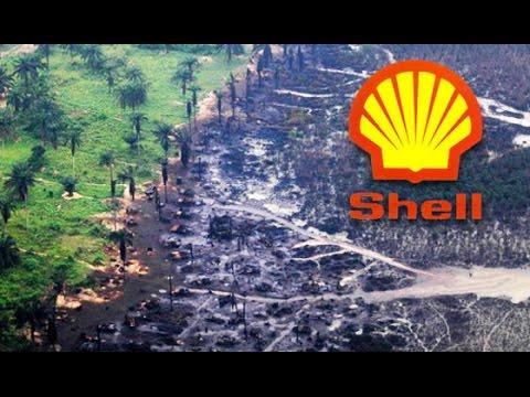 Petrolera Royal-Shell involucrada en varias masacres en Niger