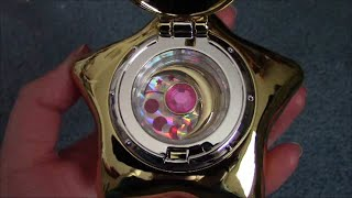 Sailor Moon Star Locket Music Box Moonlight Memory Series Bandai 2015