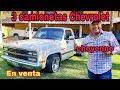 Camionetas Chevrolet Cheyenne Coustom En Venta 1989 1990 1994 Truck For Sale Silverado Pick Up