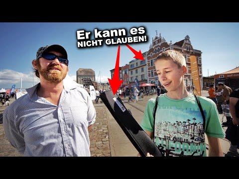 800€ RUTE Auf Der Straße VERSCHENKEN! (einfach So)