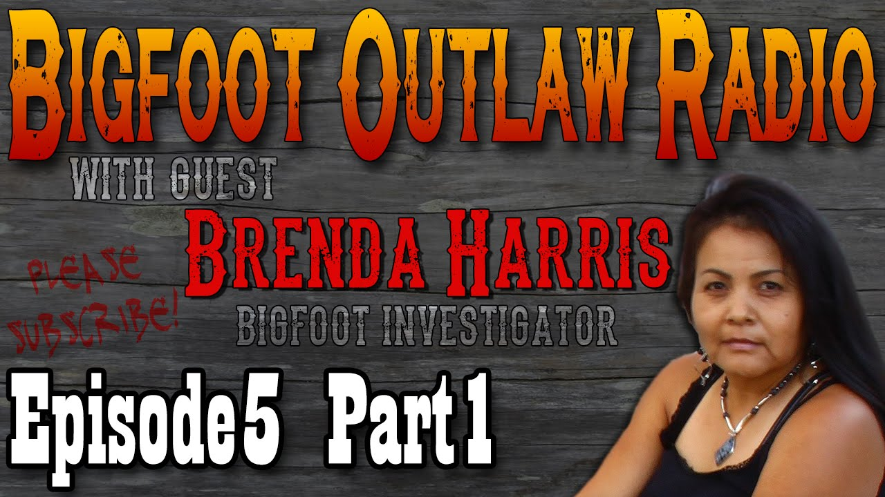 Bigfoot Outlaw Radio Ep5 Navajo Reservation Bigfoot Investigations