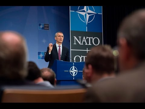 NATO Secretary General press conference, Defence Minister Meetings, 26 OCT 2016, 1/2