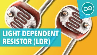 #20 reading light dependent resisistor (LDR)