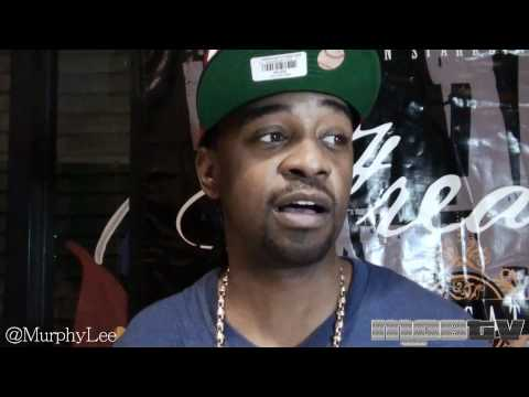 Polow's Mob Tv Presents Murphy Lee Live...