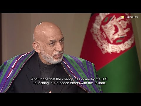 Full Interview with Hamid Karzai, Former President of Afghanistan