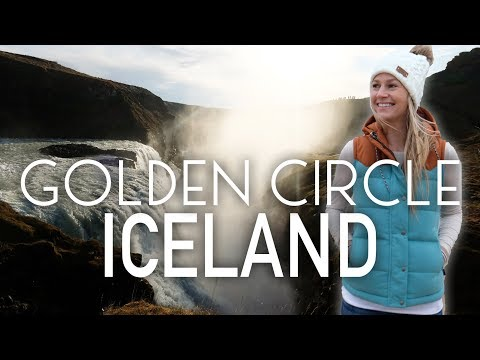Driving Iceland's Golden Circle in a Day