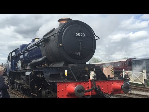 Didcot Railway Center Gala - 1st May 2016