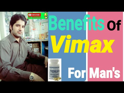 Vimax Capsul Benefits? Fast Sperms Growth Man's Force Treatment ? Vimex!