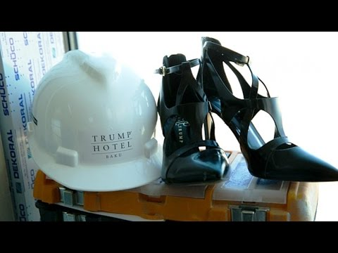 Inside Donald Trump's 'Worst Deal:' Five-Star Azerbaijan Hotel   Trump Hotel & Tower Baku