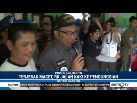 Ridwan Kamil Kunjungi Korban Tsunami di Banten dan Lampung Mp3