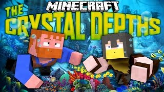 Minecraft ★ THE CRYSTAL DEPTHS - Dumb & Dumber