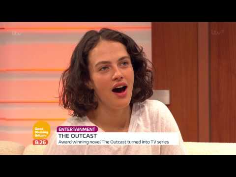 Jessica Brown Findlay On Downton Abbey's Success | Good Morn