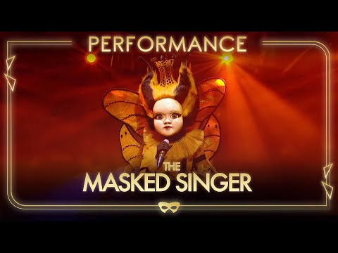 Queen Bee Performs: 'Someone You Loved' By Lewis Capaldi | Season 1 Ep. 3 | The Masked Singer UK