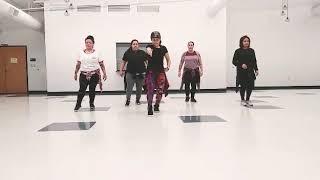 Zumba Fitness- Mayores- Becky G ft.BadBunny